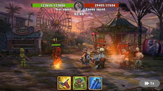 Zero City: Zombie games MOD (1 Hit Kill) 3