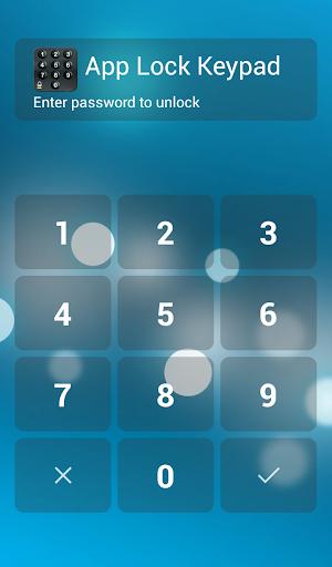 app lock keypad screenshot 2