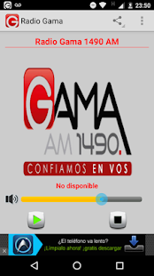 Radio Gama- screenshot thumbnail