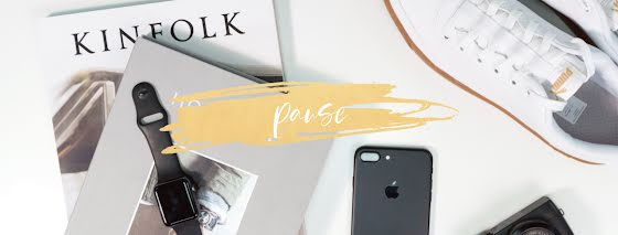 Pause Collection - Facebook Page Cover Template