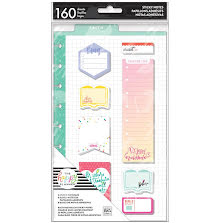 Me & My Big Ideas Happy Planner Sticky Notes 160/Pkg - Faith
