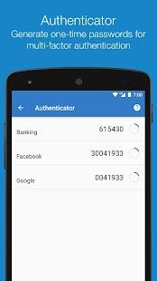 Sophos Mobile Security Screenshot