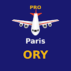 FLIGHTS Paris Orly Airport Pro icon