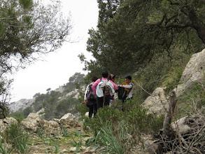 Photo: Camino hacia el Racó Perdut