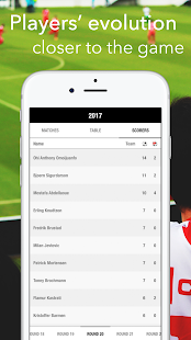 Live football for Eliteserien Norway - náhled