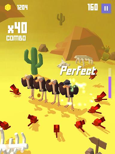 Ostrich Among Us screenshot 7