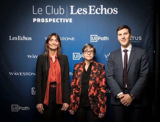 CLUB LES ECHOS PROSPECTIVE AVEC CATHERINE GUILLOUARD - UIPATH