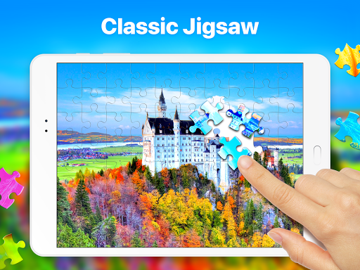 Jigsaw Puzzles screenshot 11