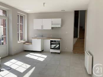 Appartement 3 pièces 44,85 m2