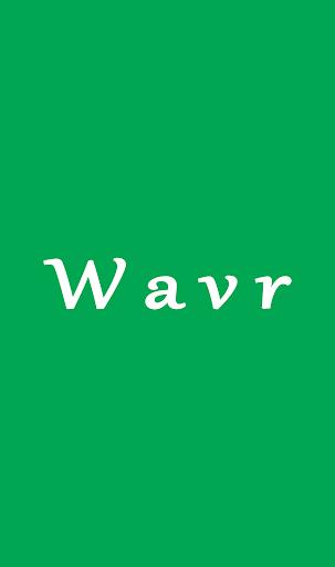 Wavr - Wave gesture Shortcuts