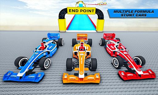 Gt Formula Car Racing Stunts : Impossible Tracks 1.3 screenshots 3