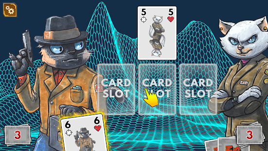 Meow Wars: Card Battle 8