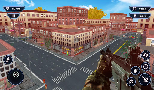 Army Anti-Terrorism Sniper Strike - SWAT Shooter 1.1 screenshots 7