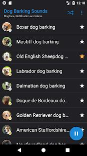 Appp.io - Dog Barking Sounds - náhled