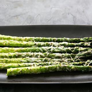 Parmesan Asparagus.
