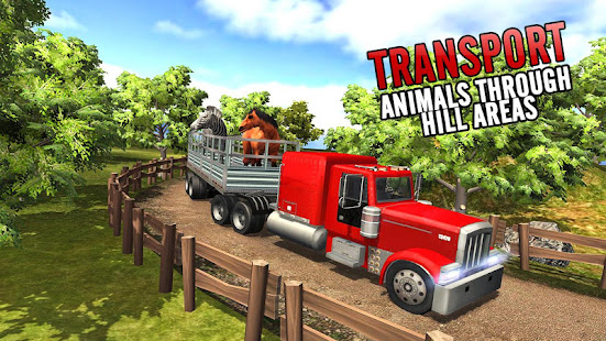 Zoo Animal Transport - Truck Simulator Game 2020 - Apps on ...