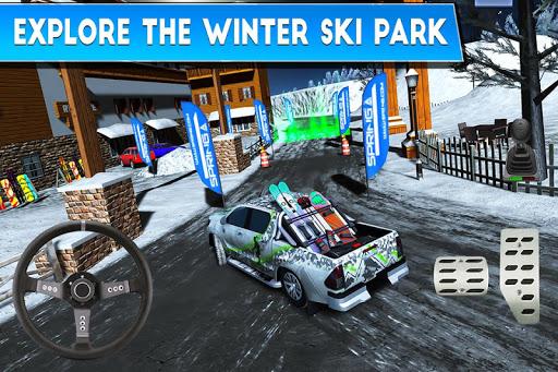 Winter Ski Park: Snow Driver 1.0.1 screenshots 2