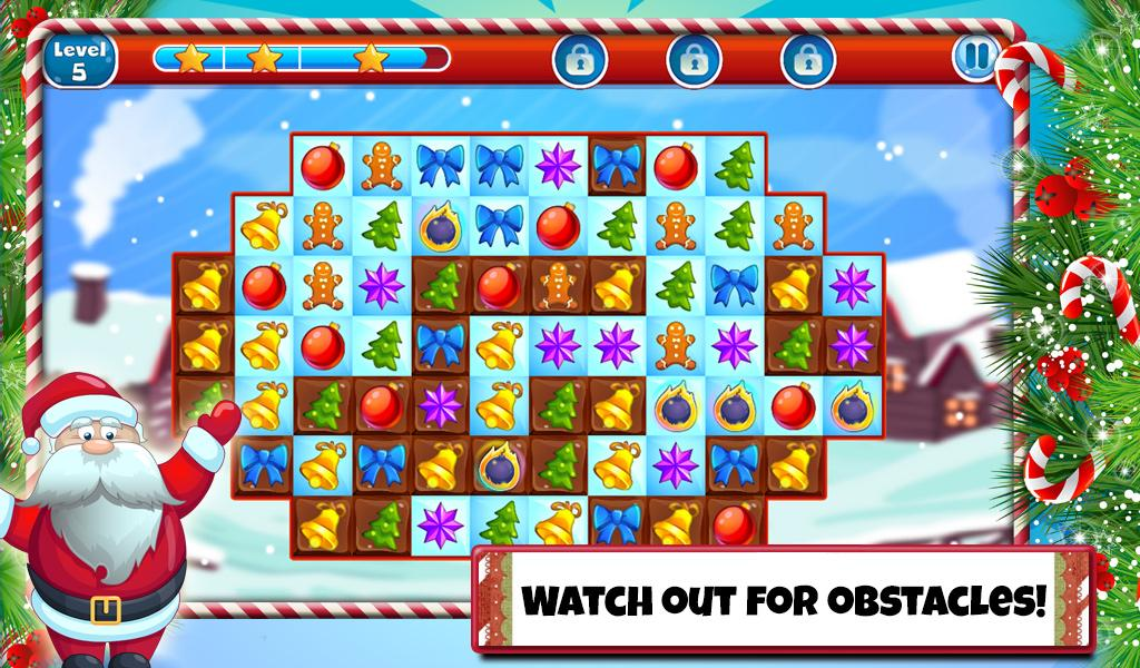 Christmas Sweeper 2 - Free Winter Holiday Game- screenshot