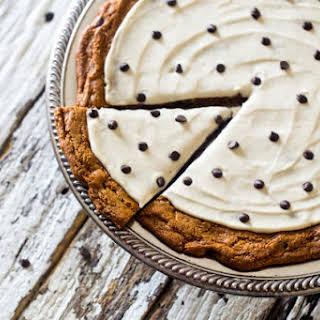Paleo Cookie Pizza.