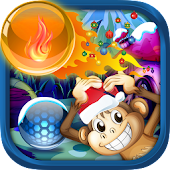 Jungle Tree Bubble Shooter