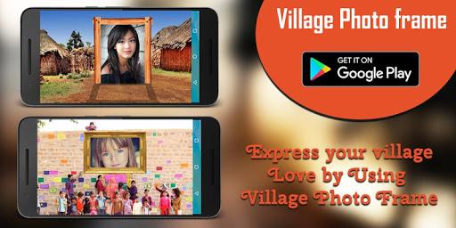 Village Photo Frame