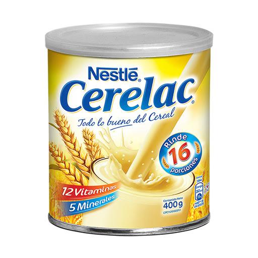 cereal infantil cerelac 400gr