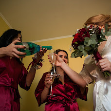 Wedding photographer Lesya Dubenyuk (Lesych). Photo of 11.02.2018