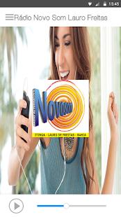 Rádio Novo Som Lauro Freitas - náhled