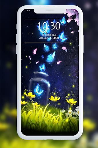 Neon Animals Wallpaper 1.0 screenshots 4