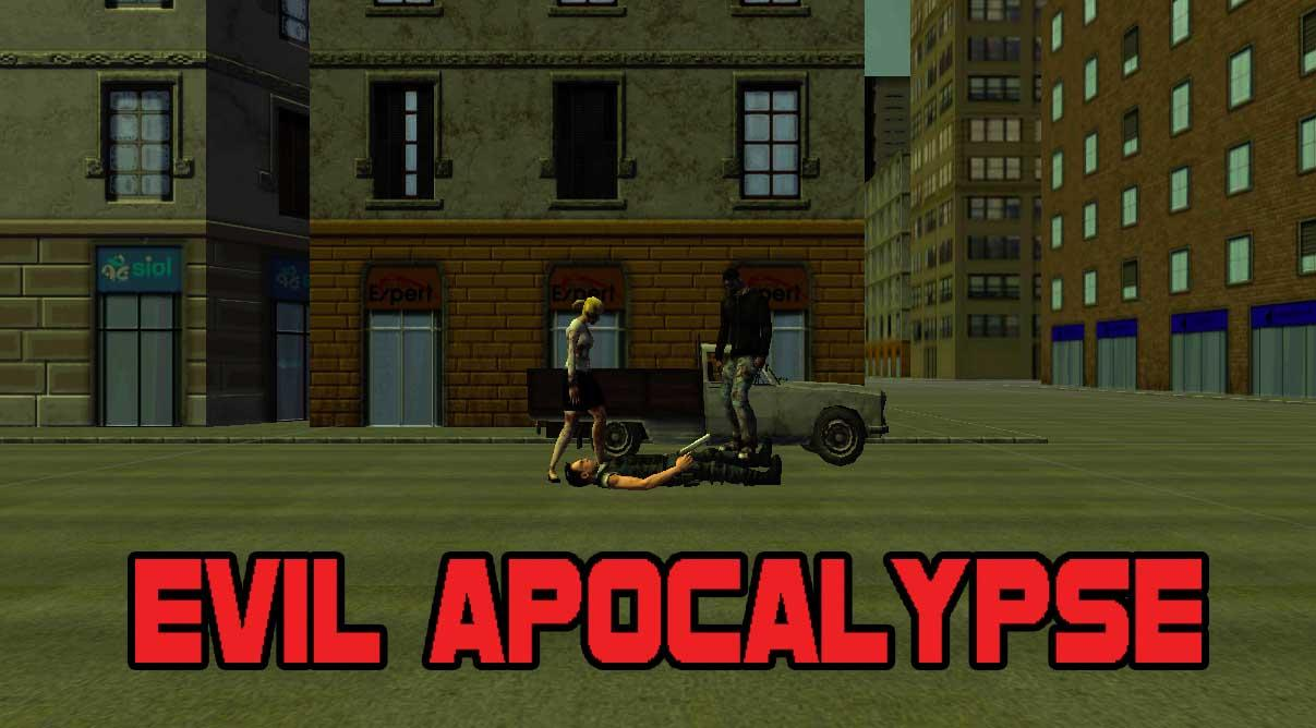 Evil apocalypse- screenshot