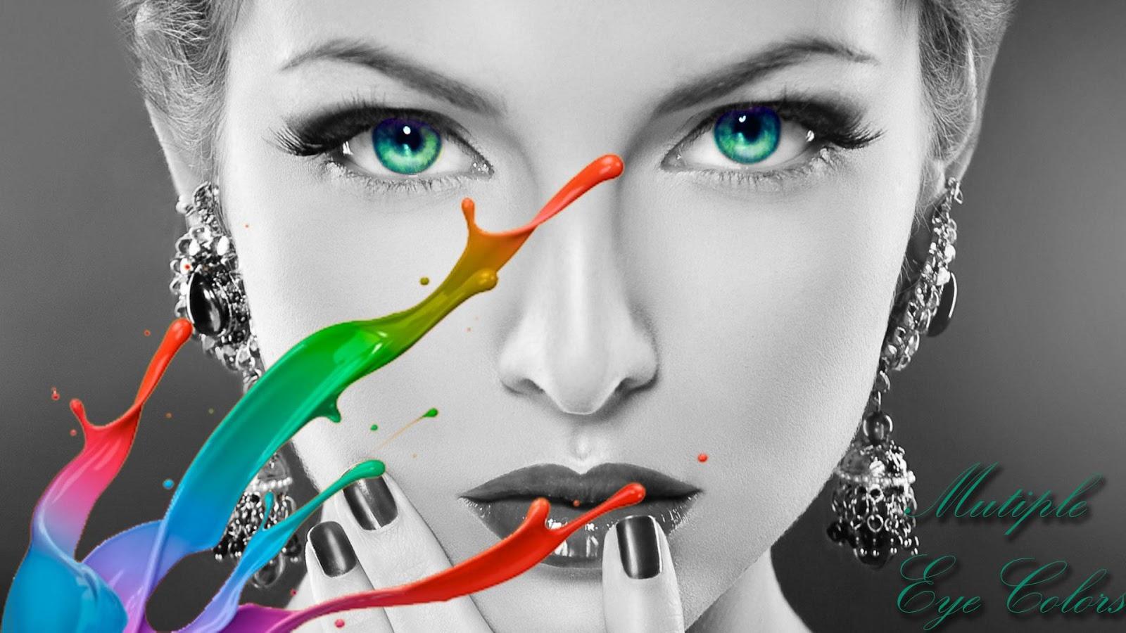 Online eye color changer - Eye Color Changer Real Screenshot