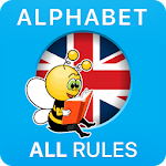 Learn English: alphabet, letters, rules & sounds 1.2