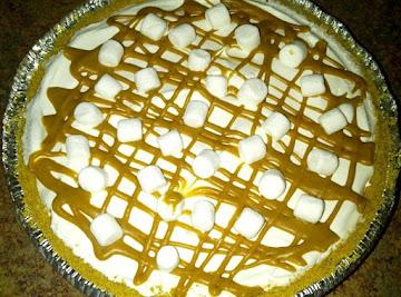 Peanut Butter Ice Cream Pie Recipe
