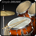 Simple Drums Rock - Realistic Drum Set download