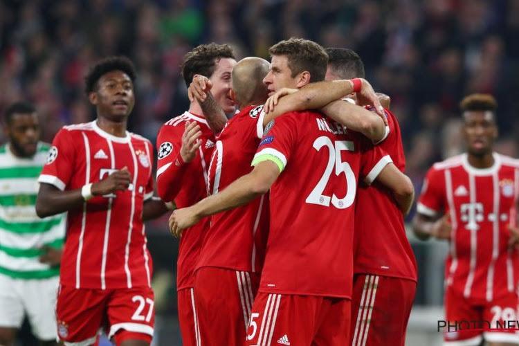 Le Bayern va devoir se passer de cet attaquant pendant plusieurs semaines