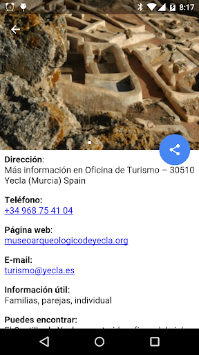 Download turismo yecla google play softwares for Forum muebles yecla
