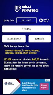 Milli Piyango Çekiliş Sonuçları - náhled