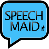 SpeechMaid: Public Speaking, Presentations