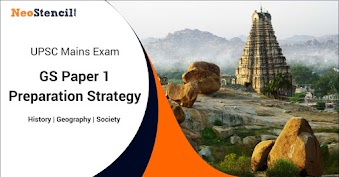General Studies Paper 1 Preparation Strategy for UPSC Mains
