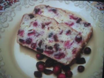 Cranapana Bread Recipe
