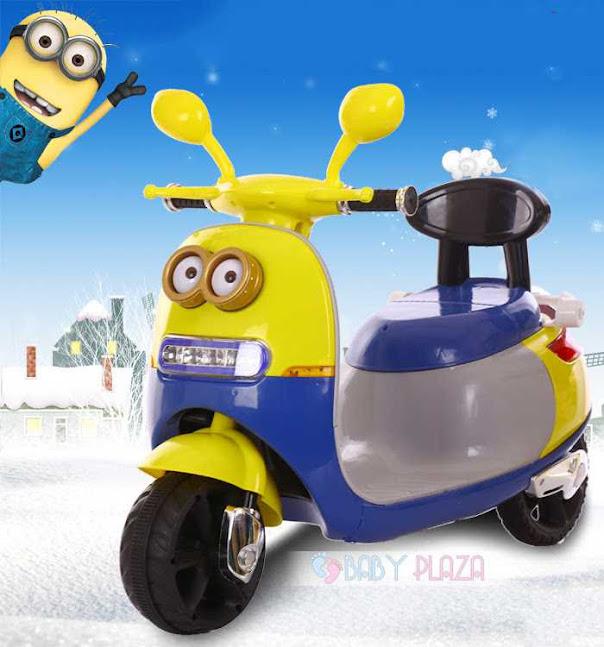 Xe máy điện Vespa Minions Loại 1