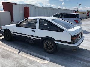 スプリンタートレノ AE86 GT-APEX・S59のカスタム事例画像 sasashu86さんの2019年07月30日16:22の投稿