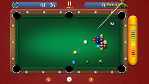 Pool Table Free Game 2019 - screenshot