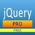 jQuery Pro Quick Guide Free icon