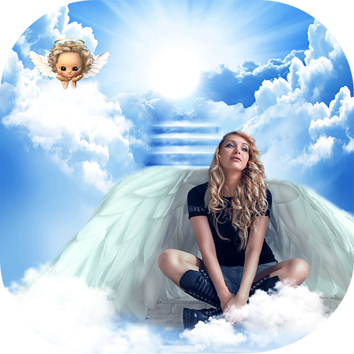 Heaven Photo Frames for Pictures - PhotoEditor