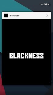 Blackness - náhled