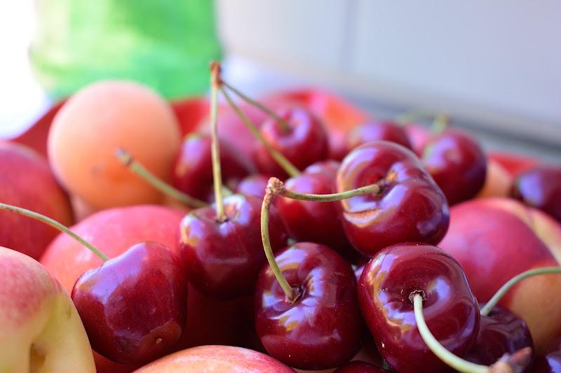 I colori caldi della frutta fresca di FlyBoy