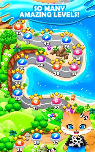 Candy Sweet Fruits Blast  - Match 3 Game 2020  screenshots 15