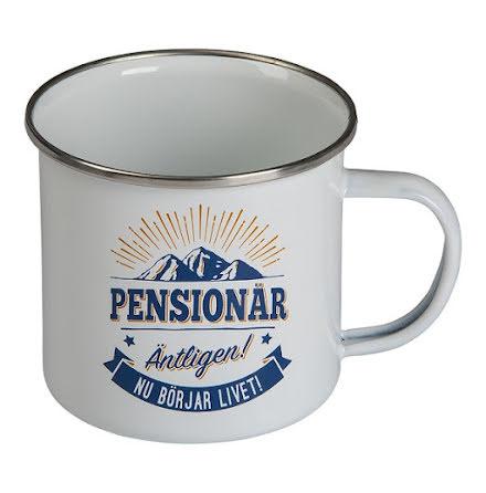 Retromugg - Pensionär