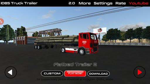 IDBS Truck Trailer 2.2 Cheat screenshots 2